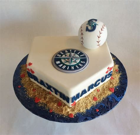 Wedding Cake   Seattle Mariners   Baseball   Mariners