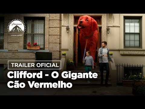 """CINEMA: Paramount Pictures lança trailer de """"Clifford - O Gigante Cão Vermelho"""" (COM VÍDEO)"""