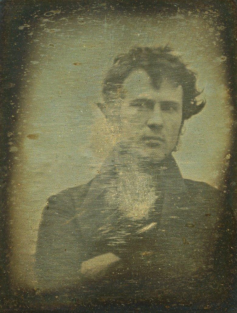 Robert Cornelius, 1839