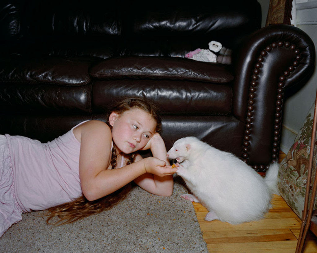 O Mundo de Amelia - A menina que cresceu com os animais e os considera seus irmãos 21