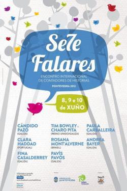 Pontevedra acolle un encontro de contadores de historias