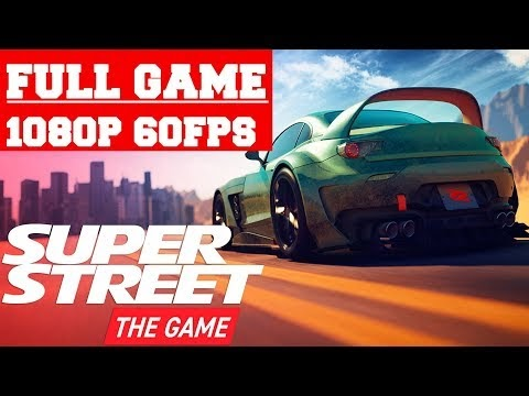 Super Street: The Game Review & Gameplay