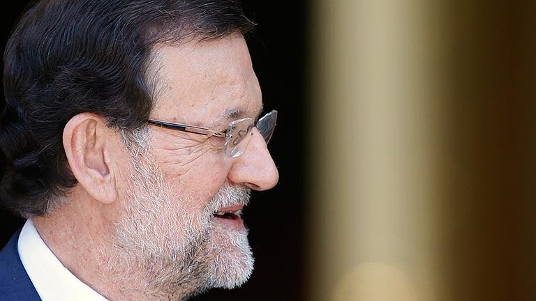 Rajoy pide comparecer en el Congreso para explicar el 'caso Bárcenas'