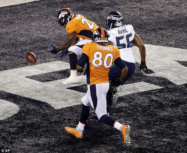 Denver Broncos Seattle Seahawks