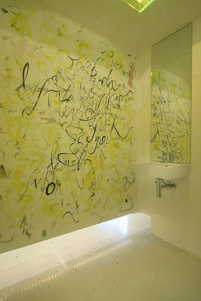 Casa FOA 2009: Espacio N°42, Baños Públicos, Julio Oropel, Arquitectura, Diseño, Colores, materiales