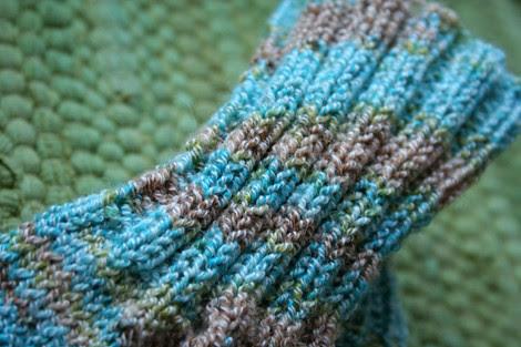knit, purl