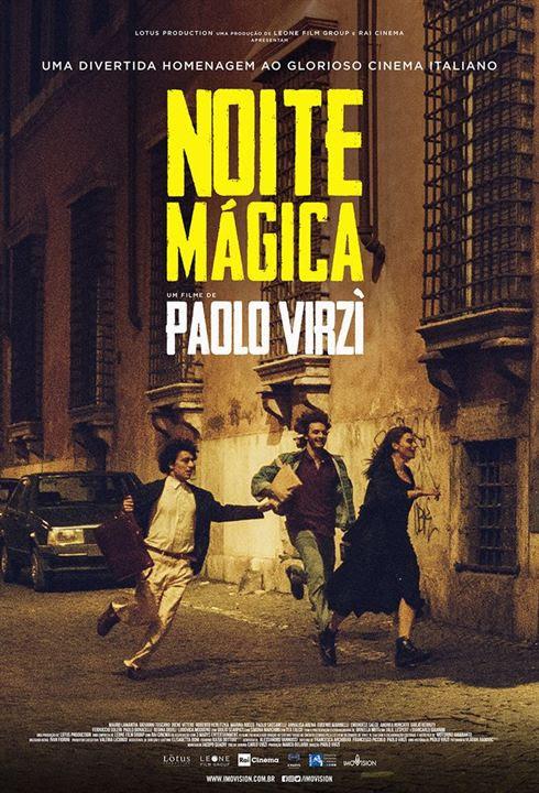 Noite Mágica : Poster
