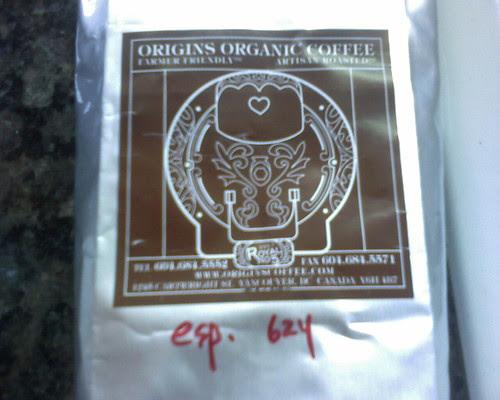 origins espresso