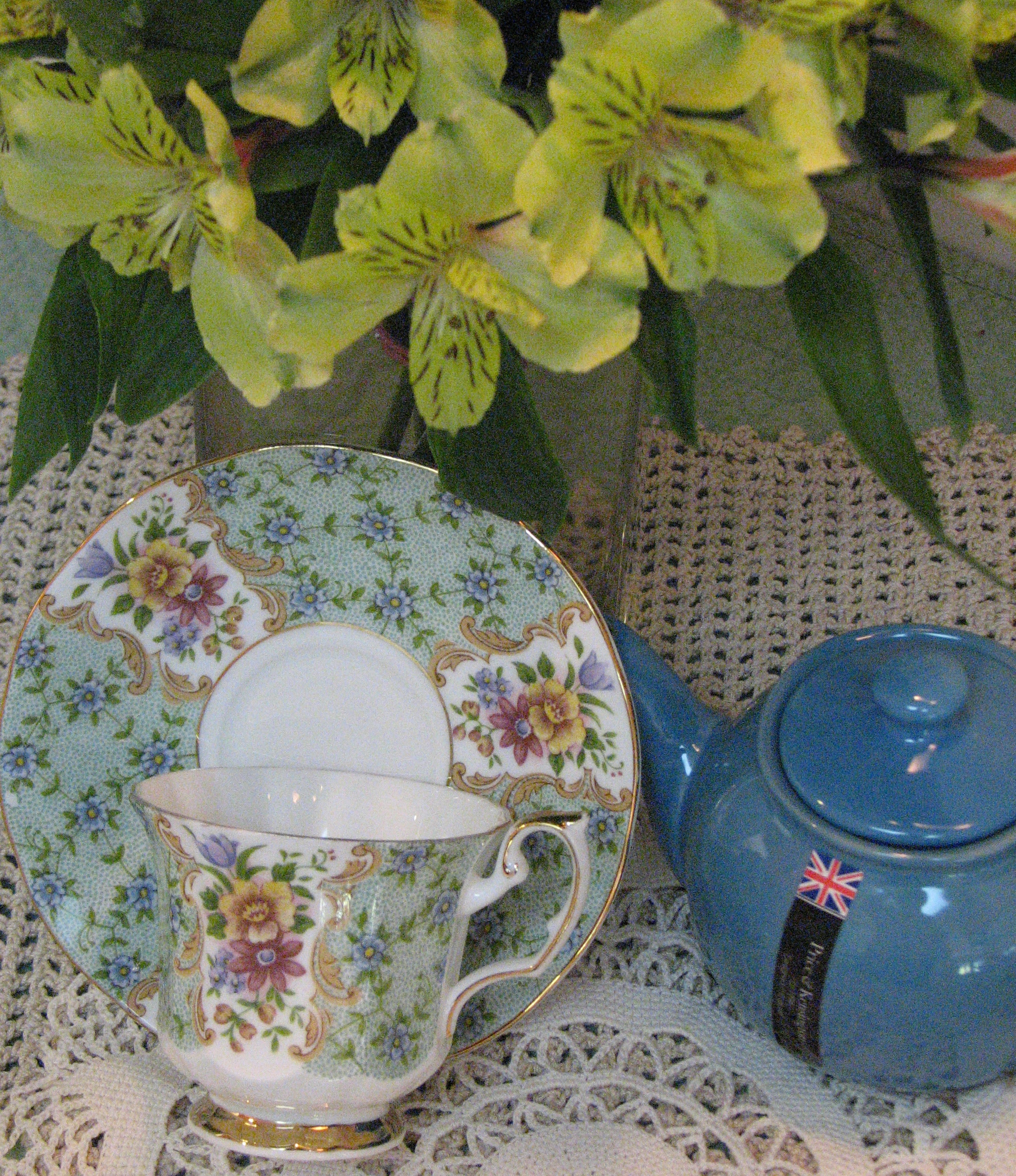 Blenheim Tea Cup
