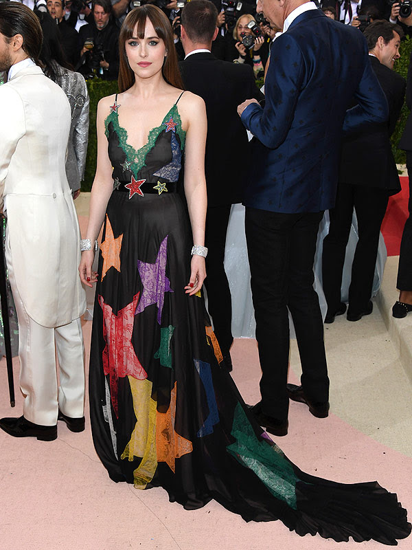 Dakota Johnson Met Gala 2016