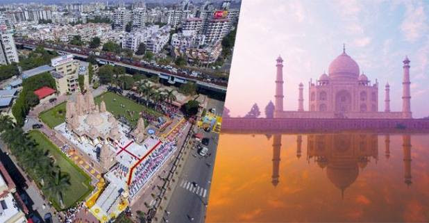 The top 10 cities of India becomes the fastest growing cities in the world
