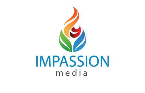 impassion media logo design bali graphic design bali