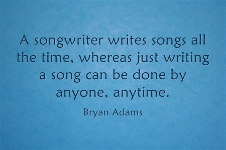 Best Songwriting Quotes Tips