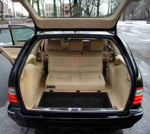 Find used 2003 Mercedes-Benz E320 4Matic Wagon All-Wheel ...
