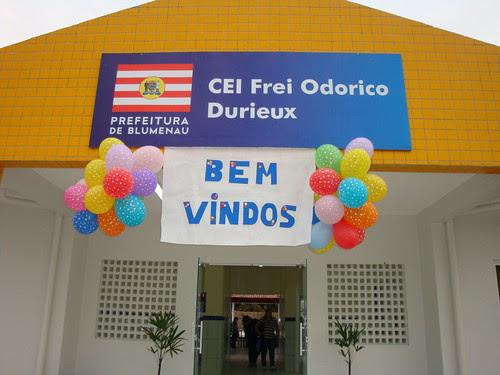 Inauguração! by Menina Prendada -
