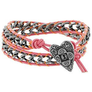 Chained to Loving You Bracelet   Fusion Beads Inspiration Gallery