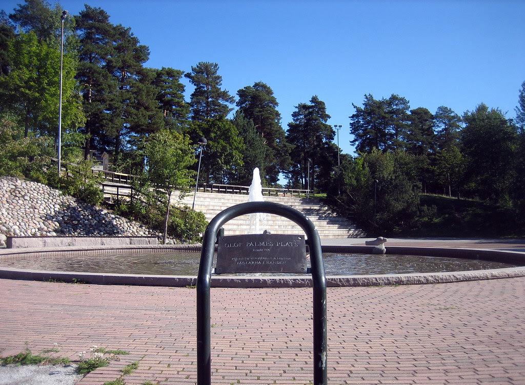 The Olof Palme Place