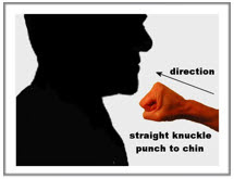 knuckle punch