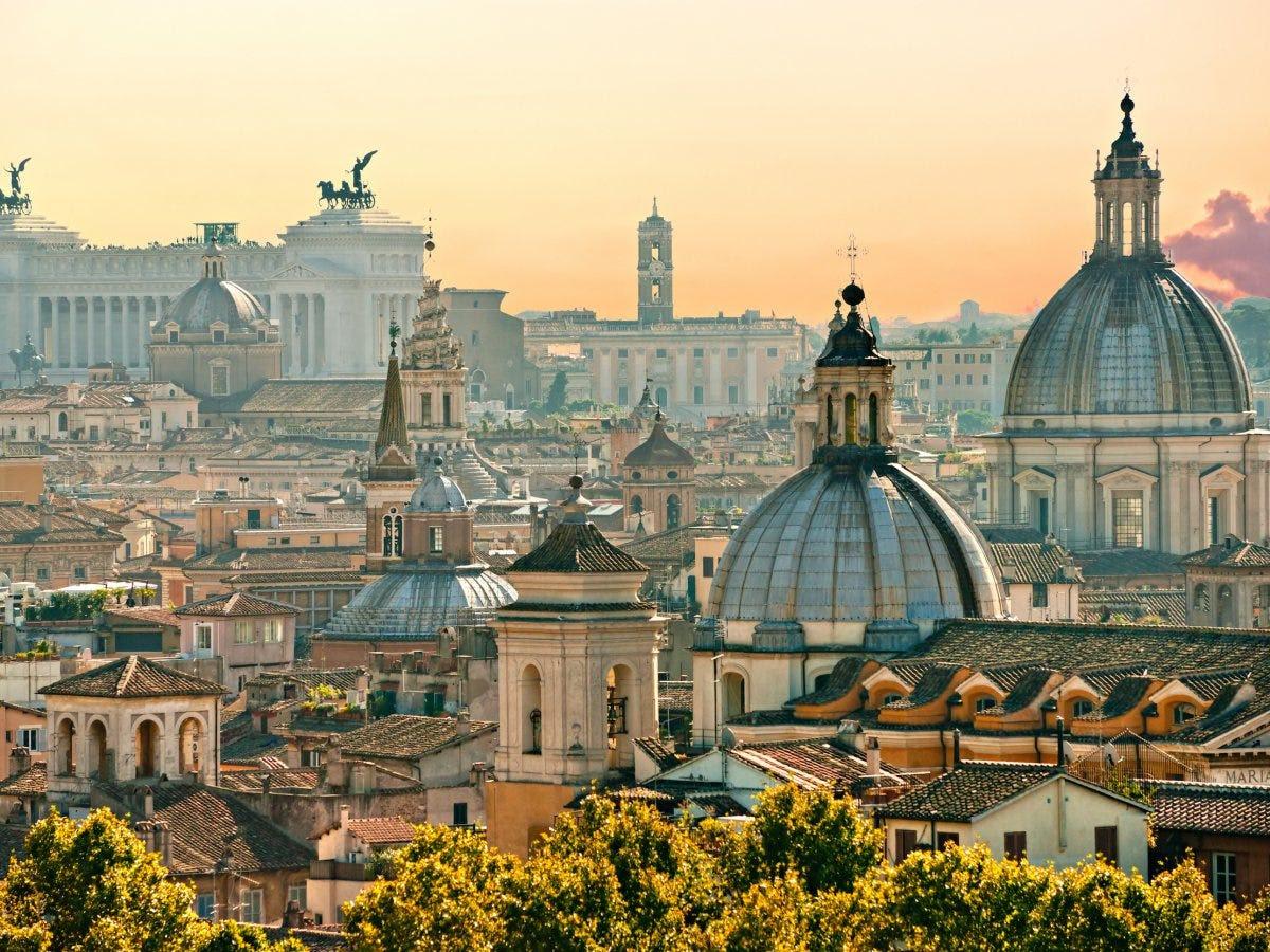 14. Rome, Italy: 8.8 million international visitors