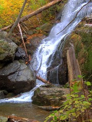 Lower Crabtree Falls