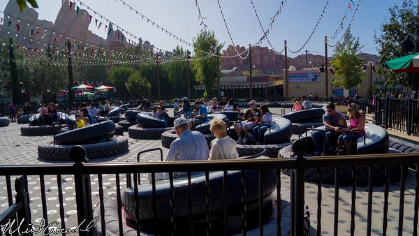 Disneyland Resort, Disney California Adventure, Luigi's, Flying, Tires, Final, Days, Close, Feb, 16, 2015