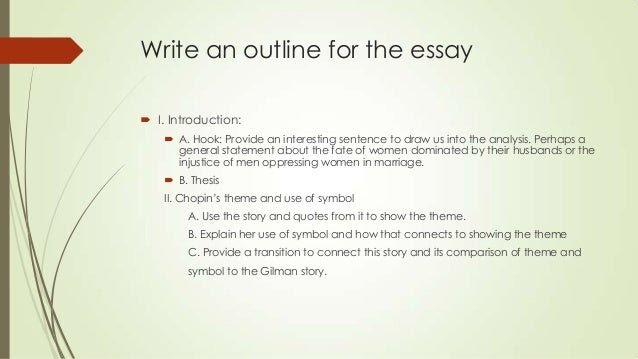 writing a compare and contrast essay hook examples