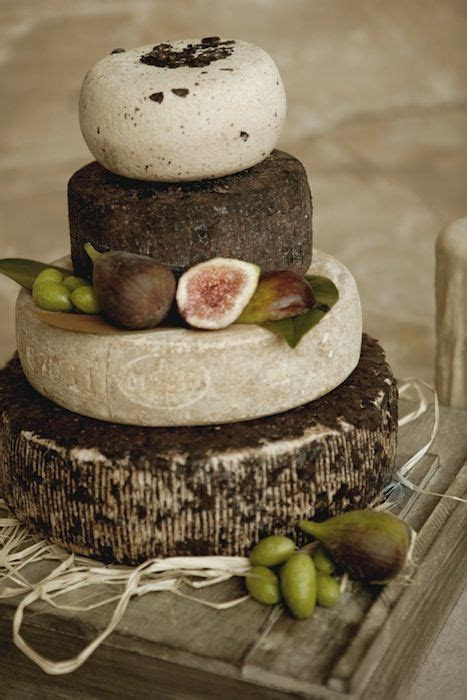 wedding cake OF CHEESES! Formaggi Ocello   Cheese Wedding