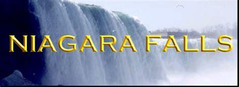 niagara falls  falls cataracts