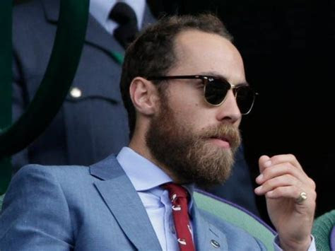 The mysterious life of James Middleton, Kate's party