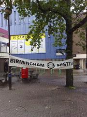 Birmingham Beer Festival