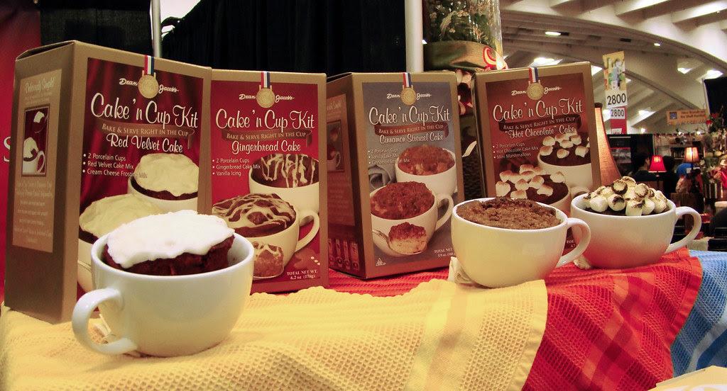 Cake 'n' Cup Kit