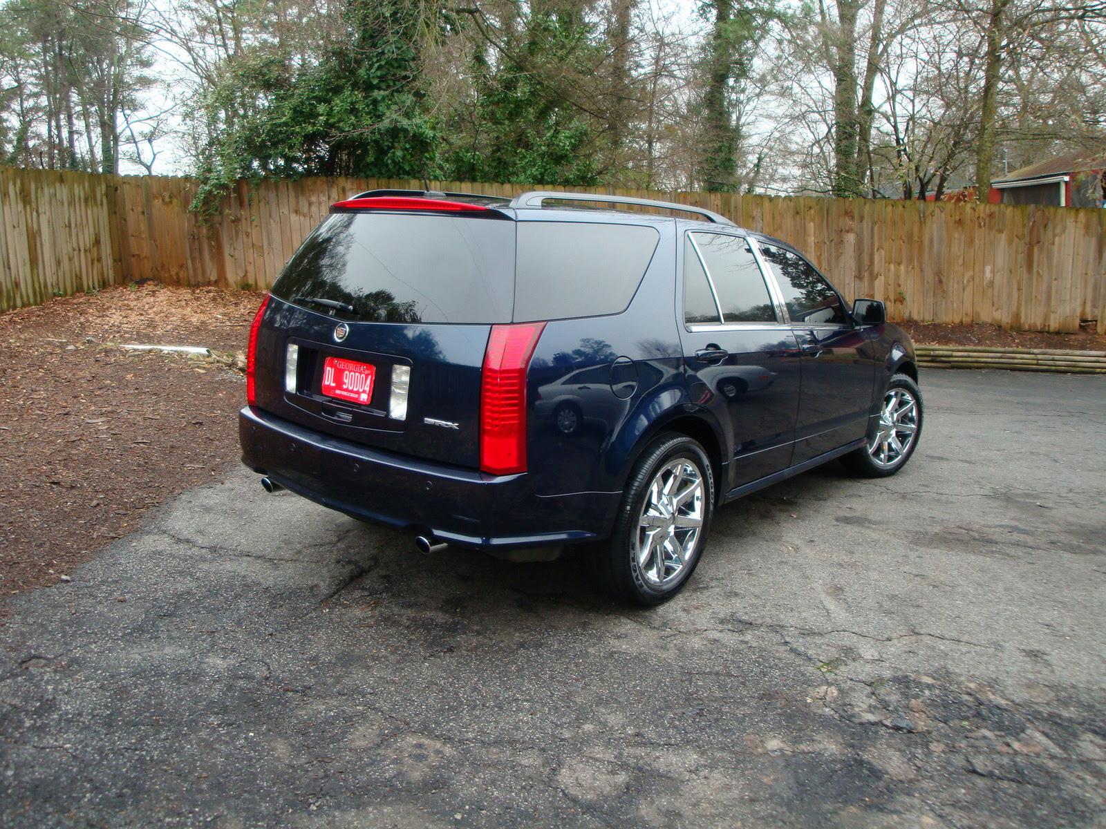 2005 Cadillac SRX - Pictures - CarGurus