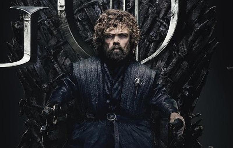 Foxtel Game Of Thrones Season 8 Ep 2 - J Kosong r