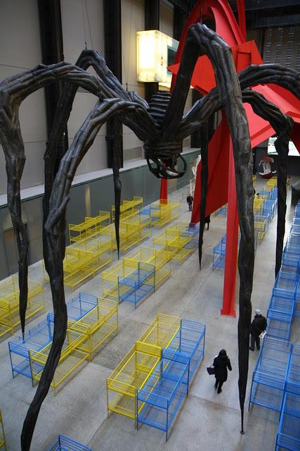 Maman, the Spider, Tate Modern, London
