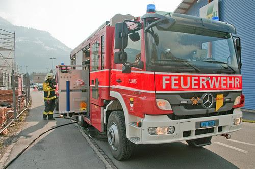 Fire engine by ontourwithben