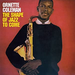 Ornette Coleman - The Shape Of Jazz To Come  cover