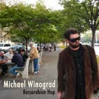 CD Jacket for 'Bessarabian Hop'