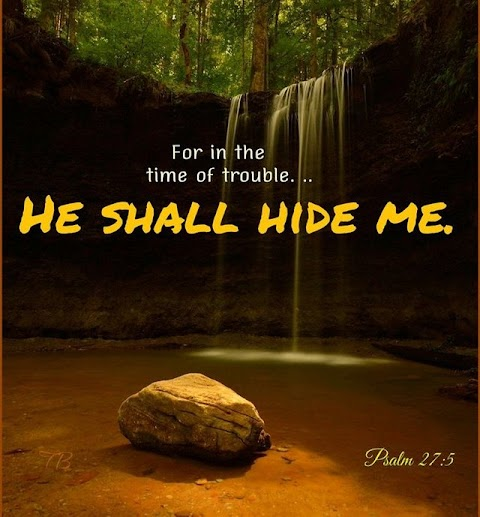 For You Shall Hide Me In Your Tabernacle Lyrics