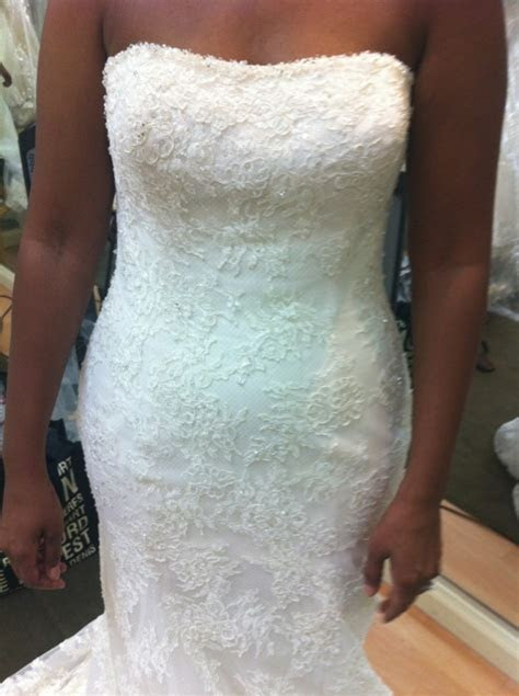***White Wedding Gown vs Ivory***