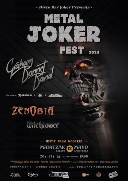 Metal Joker Fest 2018