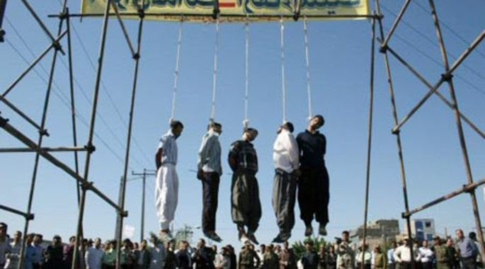 Public Hangings Iran