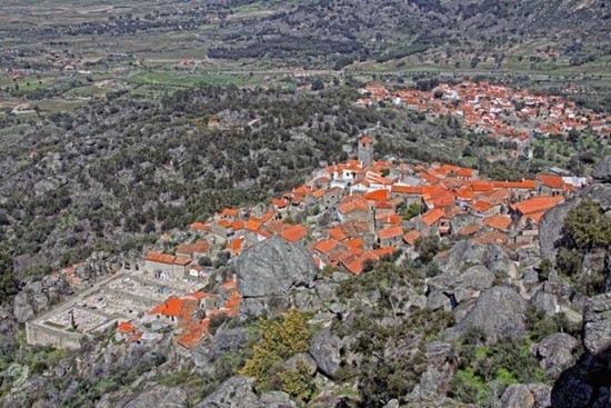 Monsanto: Εντυπωσιακό χωριό χτισμένο ανάμεσα σε βράχους (11)