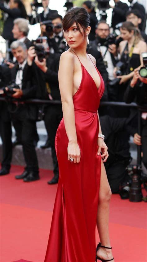 Wallpaper Bella Hadid, Cannes Film Festival 2016, red