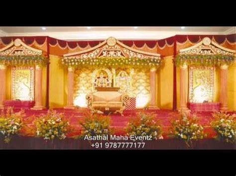 Creative Wedding Planners & Stage Decorators in Chennai