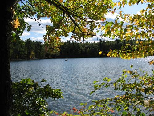 Walden Pond, Concord MA