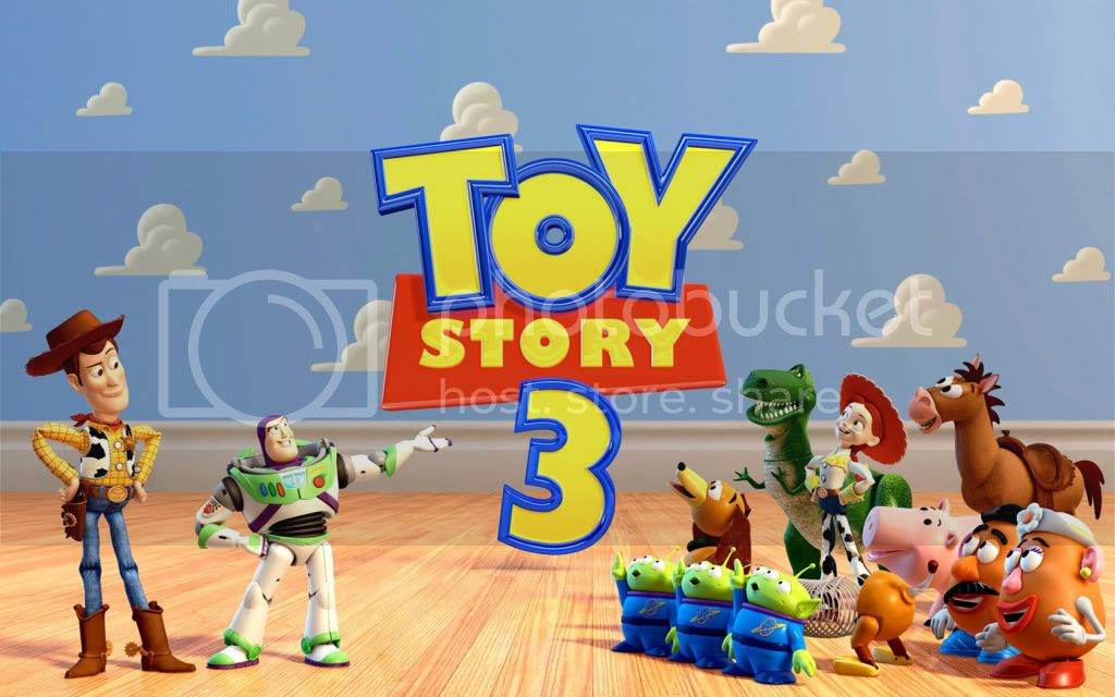 Watch online Toy Story 3 (2010)