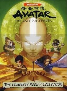 Avatar: The Last Airbender - Book Two: Earth