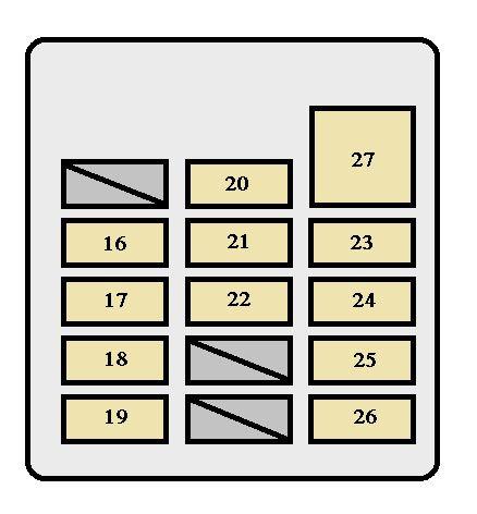 2001 Toyota Pick Up Fuse Box Diagram Wiring Diagram Regular Regular Cfcarsnoleggio It