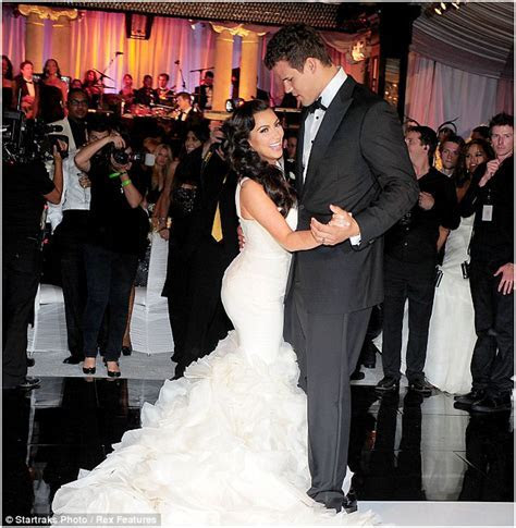 Wedding News: Kim Kardashian's wedding dresses Kim