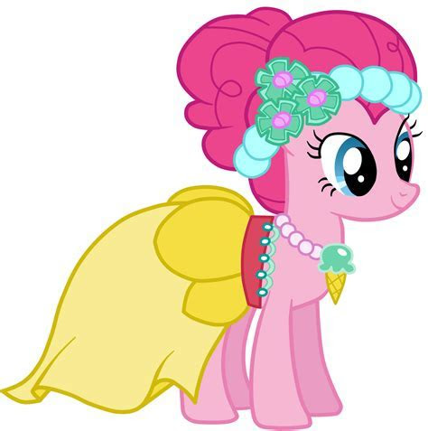 Royal Wedding: Pinkie Pie by JennieOo on DeviantArt